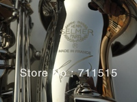 Wholesale French Copy Selma Alto Saxophone Henry Reference 54 Surface Nickel Plating