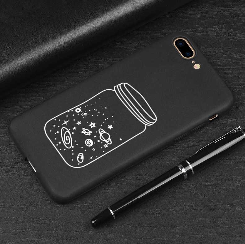 パターン化された喫煙手ソフトシリコンケースアップルの iphone 6 6s プラス X 7 8 プラス 5s 、 se XS 11Pro 最大 XR 電話カバーの Funy ケース