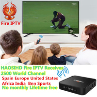 T95M tv box android 7.1 no monthlys IPTV Best iptv spain italia poland belgium free forever TV Support Nearly 2900 Channels