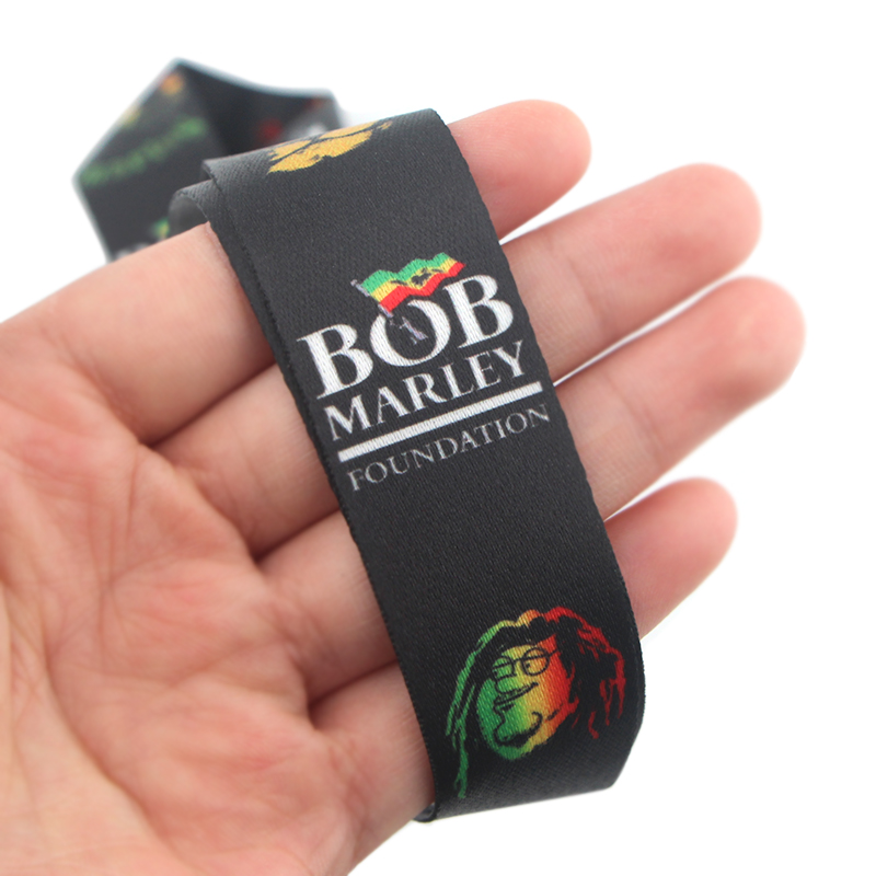 Bob Marley singer Multi function Mobile Phone Strap Tag Neck Lanyards for keys ID Lanyard Badges Neck Strap webbing ribbon E0645 in Ribbons from Home Garden
