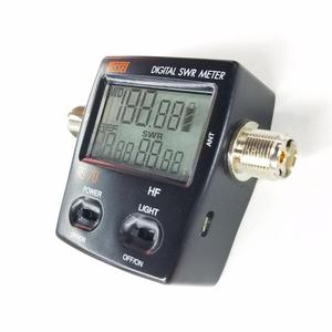 Image 3 - NISSEI RS 70 Digital SWR Power Counter 1.6 60MHz 200W M Type Connector