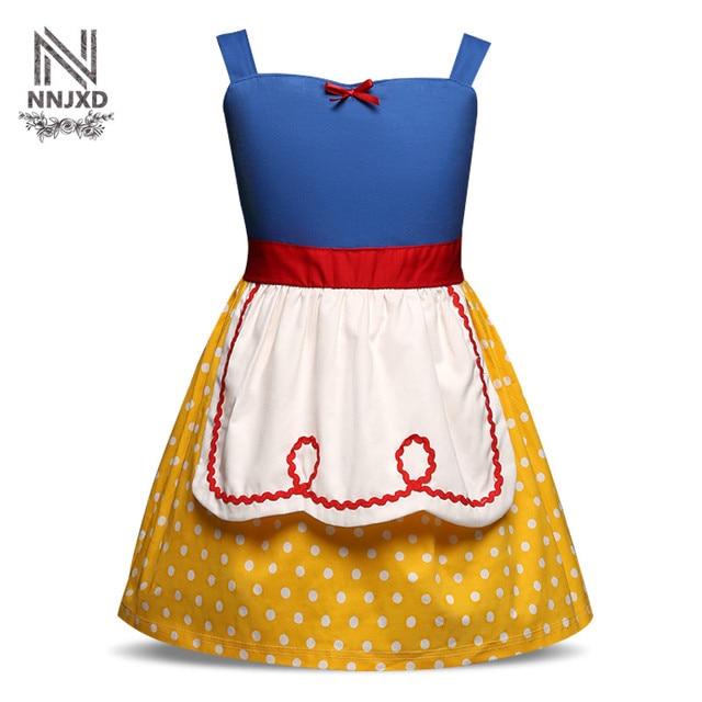 halloween costume for kids girls princess party dress children clothing girl 1 to 5 years birthday