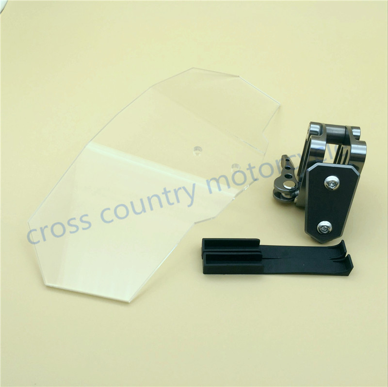 High Quality motorcycle windshield