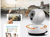 Wireless WiFi IP Surveillance Camera Pan Tilt 720P HD 6 IR Leds NightVision Baby Video Monitor