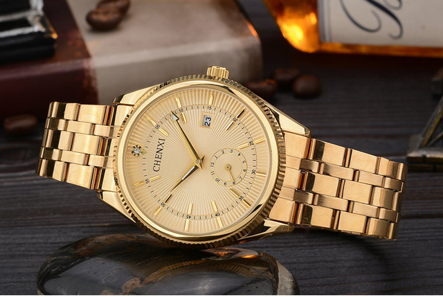 Men's Waterproof Unique Wristwatches