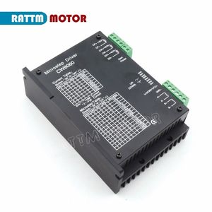 Image 5 - Cnc 4 Axis Kit Nema 34 Stappenmotor 154Mm (Dul As) 1600 Oz In 5A + CW8060 80VDC 6A Motor Driver + 145A 6 Axis MACH3 Board