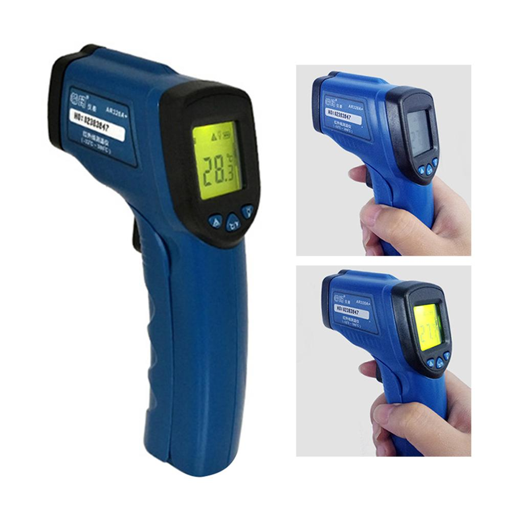 50℃ 330℃ Digital Non-Contact Infrared IR Thermometer Digital Temperature