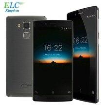 Original Vernee Apollo Lite 4G Smartphone 5.5 pulgadas MTK6797 Deca Core 4 GB + 32 GB 1920×1080 FHD 5MP $ number MP Teléfono Móvil de Huellas Digitales
