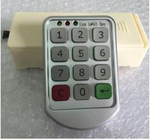 Electronic Lock Digital Combination Lock Password Keypad Number Cabinet Door Code Locks For Cabinet Door Drawer Door Hardware стоимость