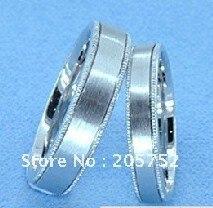 Bague en argent pour hommes, bagues de fiançailles, bagues de mariage, bijoux de Couple, 925 Sterling - 3