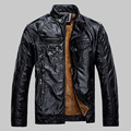 2017 Spring Mens Pilot Motorcycle Jacket Fleece Bomber Jackets Brand Clothing  Epaulet Biker Army Coat Veste NSWT125