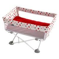 Европейский портативный кровать для новорожденных, складной путешествия Bb москитная сетка, прикроватная кровать