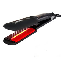 Steam Hair Brush Steampod Fast Hair Straightener Professional Electric Ionic Comb Spray Vapor Infrared Flat Iron