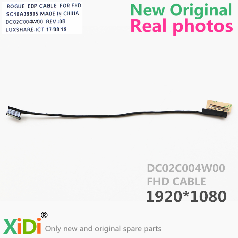 NEW DC02C004W00 EDP FHD CABLE FOR LENOVO X230S X240 X240S X250 LCD LVDS CABLE red sin w edp spr