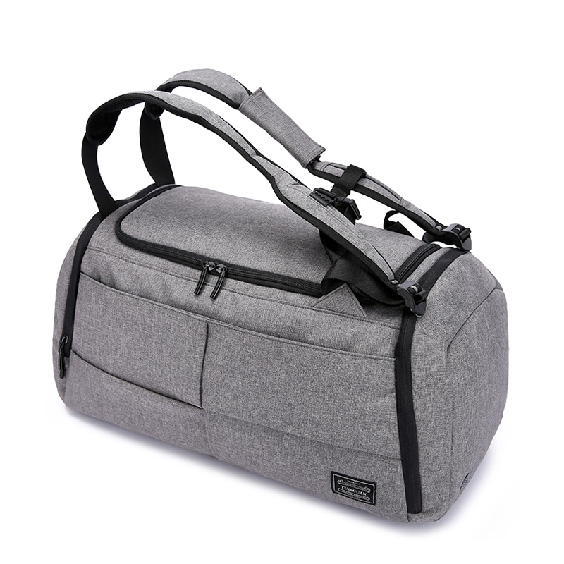 15 inch Gym Bag Multifunction Men Woman Fitness Bags Laptop Backpacks Hand  Travel Storage Bag With Shoes Pocket Yoga Sports Bags  108b8627ba31