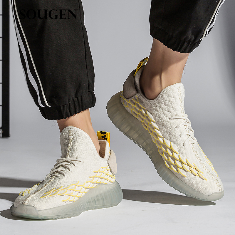 Sapatos masculinos Adulto Krasovki Chaussure Homme Homens