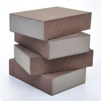 New 1pcs Nano Emery Magic Melamine Sponge For Cleaning Homeware Kitchen Sponge Removing Rust Rub 100*70*25mm
