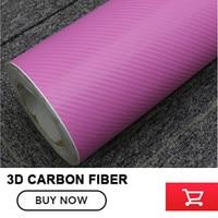 Pink Auto Carbon Fiber Car Wrap Vinyl Film Bubble Free For Car Stickers Size:1.52*30m/Roll