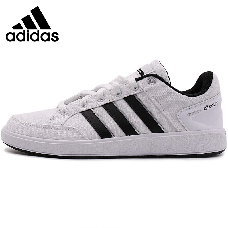 Original New Arrival 2018 Adidas ALL COURT Men's Tennis Shoes Sneakers original adidas women s tennis shoes sneakers