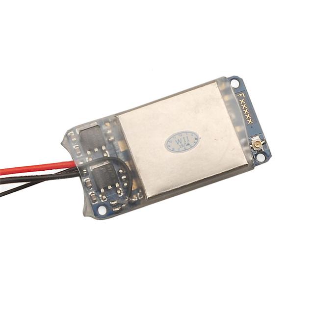 Extended range módulo para fpv zangão controle remoto 14sg futaba jr xg6