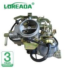 Автомобильный карбюратор Loreada, карбюратор в сборе, для MAZDA E3, двигателя MAZDA 323, FAMILIA, для автомобилей MAZDA E30313600, с лазером, для автомобилей FORD