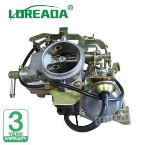 Image 1 - Автомобильный карбюратор Loreada, карбюратор в сборе, для MAZDA E3, двигателя MAZDA 323, FAMILIA, для автомобилей MAZDA E30313600, с лазером, для автомобилей FORD