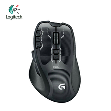 Logitech G700S Gaming Mouse with 8200DPI Laser Gamer Mice Ergonomic USB Dual Mode 13 Programmable Keys Support Official Test