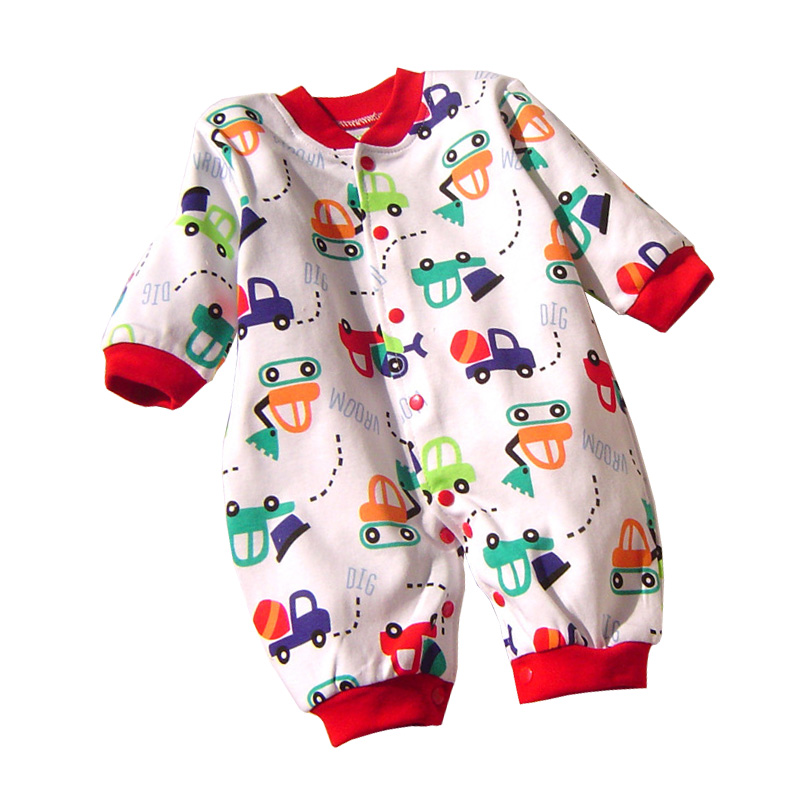 Baby Clothes Autumn Winter Baby Rompers Jumpsuit Cotton Baby Clothing Next Christmas Baby Costume Long Sleeve Overalls for Boys baby clothes autumn winter baby rompers jumpsuit cotton baby clothing next christmas baby costume long sleeve overalls for boys