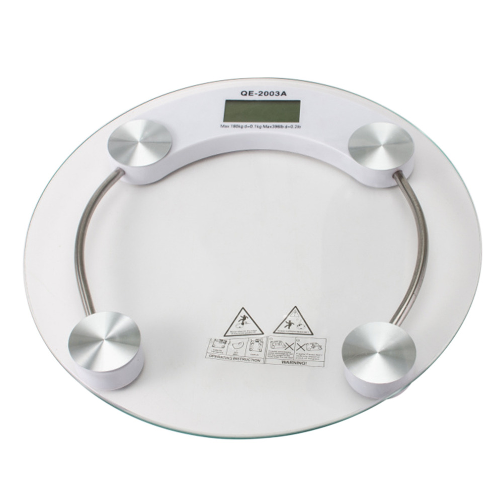 2018 Hot 180kg Gl Digital Lcd Electronic Bathroom Weighing Scales Weight Loss Bath Health 330 40mm In From Home Garden