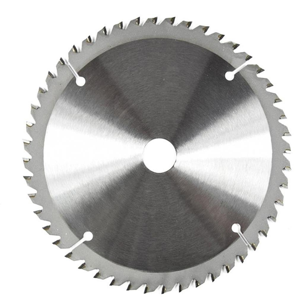 48 Teeth 160/165 Mm Carbide Wood Saw Blade Universal Hard And Soft Multi-function Circular Saw Blade 160*20*48T 14 160 teeth 2 4 teeth thickness 355mm carbide saw blade for cutting polycarbonate plexiglass perspex acrylic