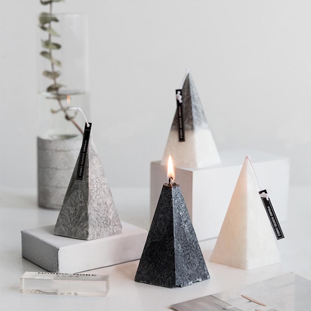 Ароматерапия свечи Айсберг настольное украшение 3D мрамор ароматические свечи бизнес подарок ремесла Ювелирные изделия Бытовая Ароматерапия|Свечи|   | АлиЭкспресс - Свечи и уют