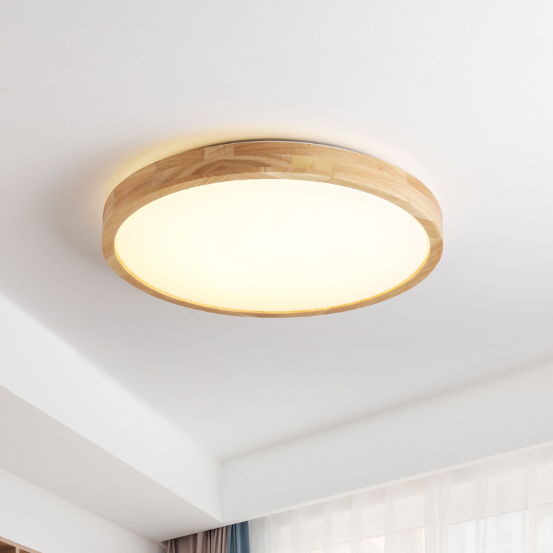 ultra thin LED ceiling lighting ceiling lamps for the living room chandeliers Ceiling for the hall modern ceiling lamp high 7cm-in Ceiling Lights from Lights & Lighting    1