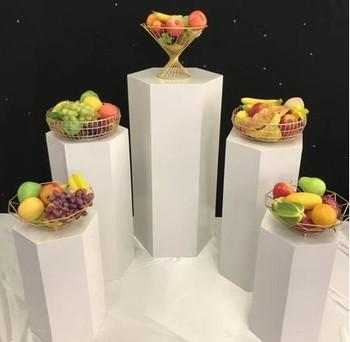 Pabellón ceremonial arcos flor pastel frutas mesa de exhibición para fiesta de cumpleaños chico ducha boda etapa postre Decoración de mesa