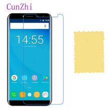 3PCS LCD Screen Protector Film For Oukitel C8 HD Ultra Slim Protection Film(China)
