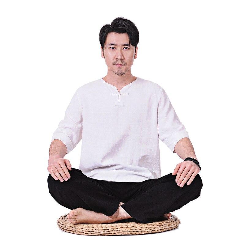 Men Tai chi Uniform Cotton High Quality Wushu Kung fu Clothing Adults Martial arts Wing Chun Suit Yoga Clothes tai chi uniform clothing qi gong martial arts wing chun shaolin kung fu taekwondo cloths apparel pants clothing for men women