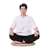 Men Tai chi Uniform Cotton High Quality Wushu Kung fu Clothing Adults Martial arts Wing Chun Suit Yoga Clothes