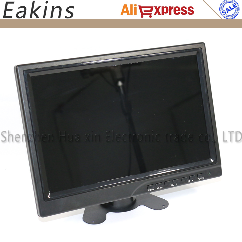 HD 10.1 LCD Monitor LCD Display Screen Industrial Microscope Camera Accessories For Phone PCB repair lcd lcd screen aa121sl07 12 1 inch industrial lcd screen industrial display