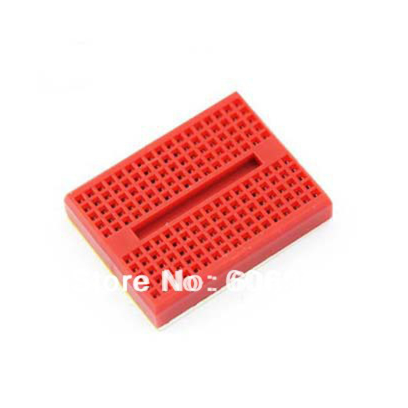 Mini Solderless Prototype Breadboard 170 Tie-points Protoboard For Arduino Experimental Plate Test Board