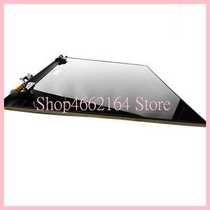 Image 3 - Para Asus zeenbook UX302 UX302LG UX302L UX302LA Panel de pantalla LCD + Digitalizador de pantalla táctil montaje del Sensor de vidrio mitad superior parte
