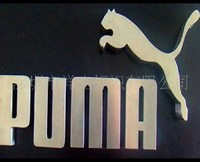 3D Stainless Steel Letters Sign For Outdoor Advertising Customized Metal Sign