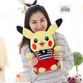 Hot Pikachu Plush Toys High Quality Cute Anime Plush Toys Children's Gift Toy Kids Cartoon Peluche Pikachu Plush Doll
