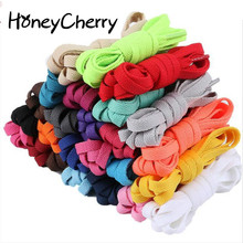 Buy Color Flat Canvas Shoes Shoelace Casual With Laces Grey Red Shoe Laces Running Shoe Laces directly from merchant!