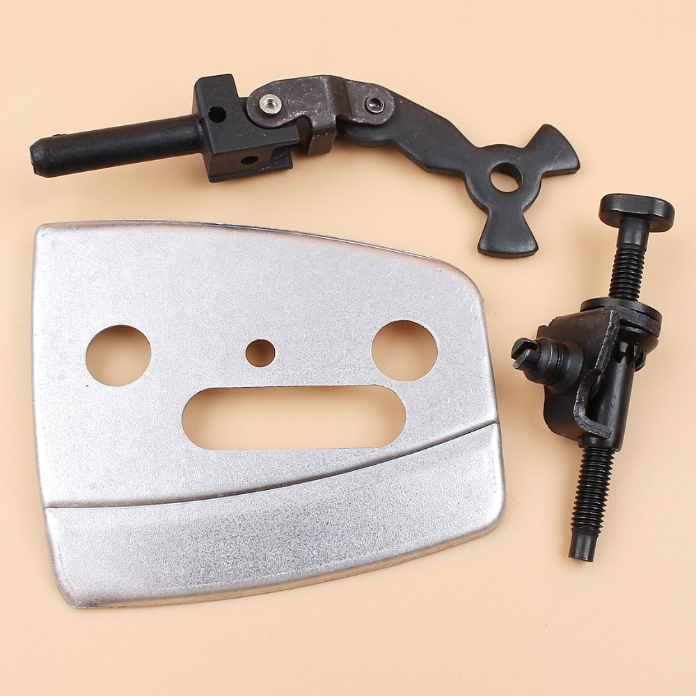Chain Tensioner Bolt Knee Joint Bar Plate Kit For HUSQVARNA 350 340 345 346 351 353 359 357 357XP Chainsaw Spare Parts