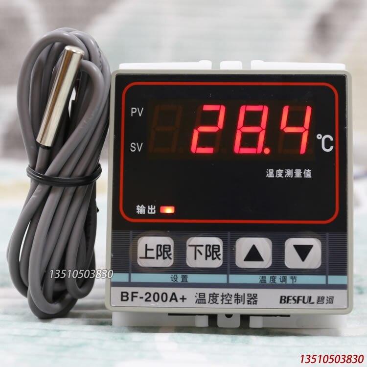 Solar Electric Furnace Heat Pump Temperature Controller Temperature Controller BF-200A+ цены
