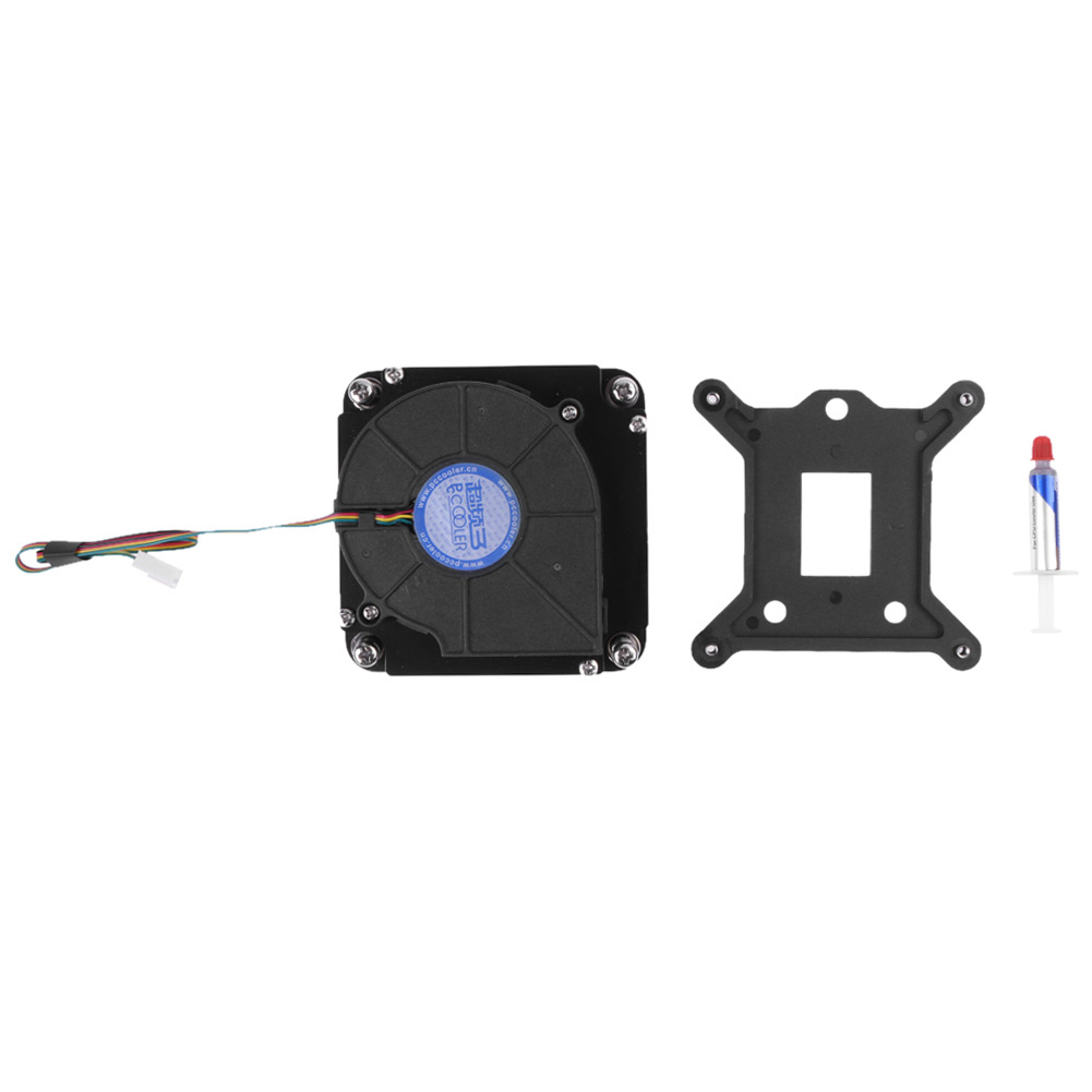 4pin PWM Fan Connector Turbo fan Utral-Thin 29mm Cooling fan for 1U Server CPU Cooler Computer Components cooling fan replacement d12bm 12d 4 pin connector pwm 12038 12v 2 3a 6000rpm for antminer bitmain s7 s9 useful