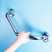 201/304 нержавеющая сталь ванна рукоятка безопасности ручка для ванной душ поручни настенное крепление ручка Туалет поручень для ванной комна...