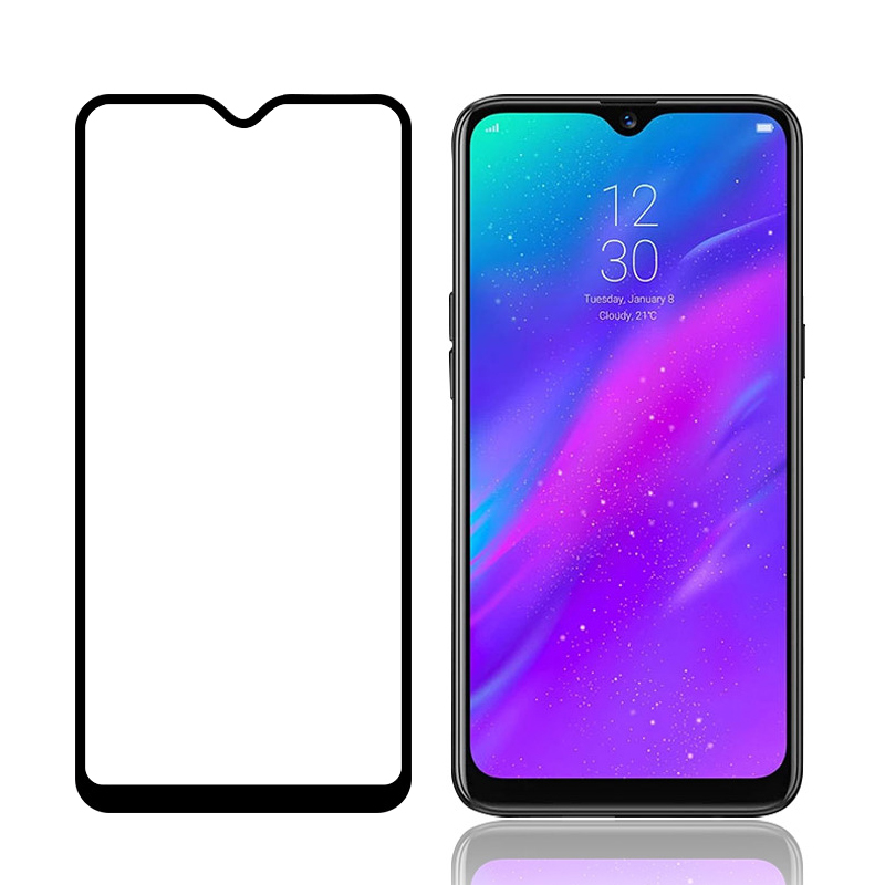9H Full Cover Protection Tempered Glass For OPPO Realme 3 3 Pro Screen Protector For OPPO Realme U1 Glass Protective Film