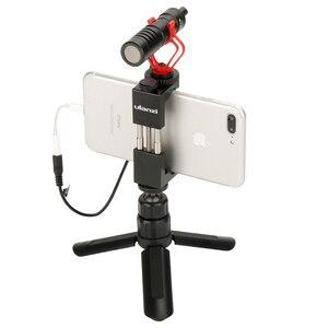 Image 5 - Ulanzi MT 05 Universal 1/4 Mini Tripod Stand For Phone Clamp Camera Tripod Monopod for GoPro Hero 8/7/6/5