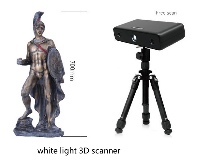 HE3D Desktop 3D Scanner 3D scanning system Automatic scansave as STL file,Fast 3d printing martyrs faith hope and love and their mother sophia 3d model relief figure stl format religion for cnc in stl file format