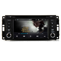 Android 8.0 Car Multimedia System For Dodge Charger 2008 2009 2010 1080P 2 Din Radio Stereo DVD GPS Navigation Media Player